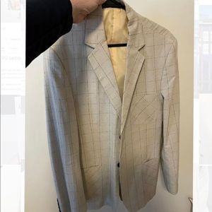 Brent Wilson Sport Jacket Coat RRP $700